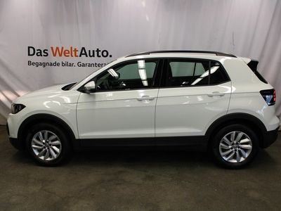 begagnad VW T-Cross - 1.0 TSI 95 MAN/P-sensorer