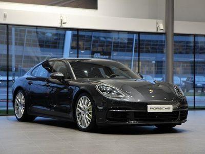 begagnad Porsche Panamera 4 E-Hybrid, Burmester, Led-Matrix
