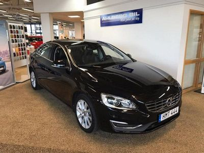 begagnad Volvo S60 D3 Summum Business E PRO