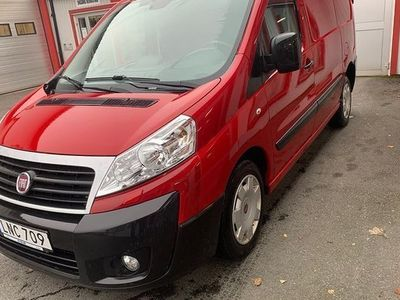 begagnad Fiat Scudo Van 2.0 Multijet 2014, Transportbil 99 900 kr