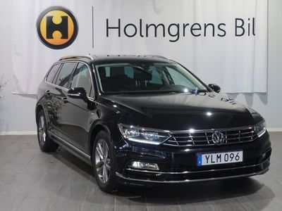begagnad VW Passat SC TDi R-Line Executive(190) AID