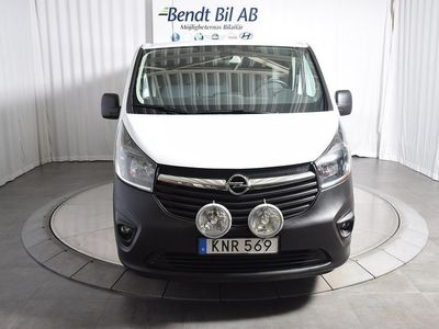 used Opel Vivaro L2H1 / 120hk BITURBO