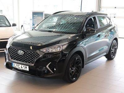 begagnad Hyundai Tucson 2.0 CRDi Aut. 4WD 48V MHEV N-Line Demo 2020, Personbil 331 700 kr