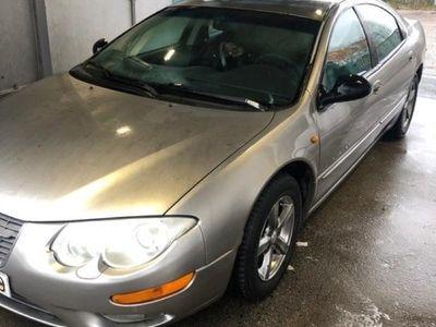 begagnad Chrysler 300M välvårdad