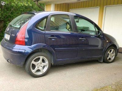 gebraucht Citroën C3 1.4I SX Komf -04