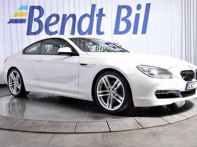 begagnad BMW 640 d Coupé Steptronic 313hk