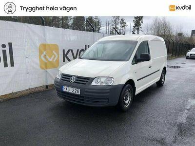 begagnad VW Caddy Maxi SKÅP CADDY