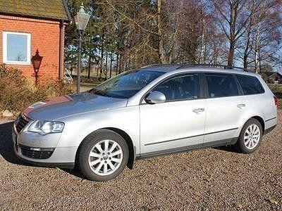 begagnad VW Passat 2,0 FSI Ny Besiktigad