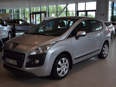 used Peugeot 3008 1.6 dci