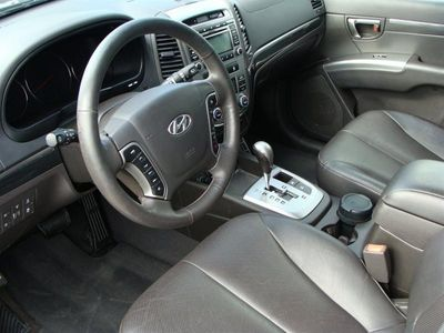 begagnad Hyundai Santa Fe 2,2 Crdi Premium Automat