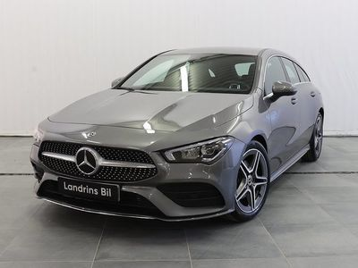 begagnad Mercedes CLA180 Shooting Brake AMG-Line