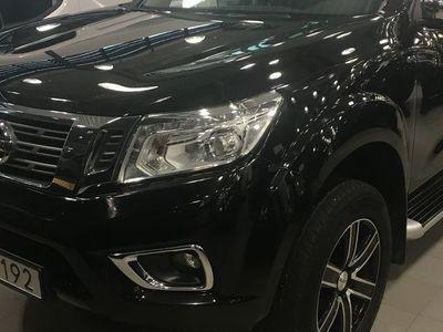 begagnad Nissan Navara Double Cab 2.3 dCi 4WD Automatisk, 190hk