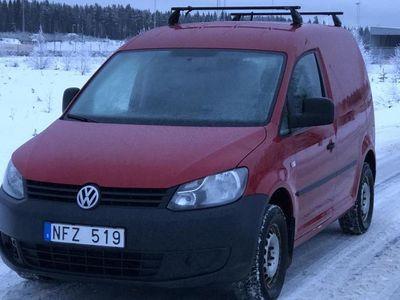 begagnad VW Caddy 1.6 TDI Skåp