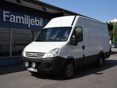 begagnad Iveco Daily 35 3.0 HPT Kamkedja AC 6-V 2009, Transportbil 64 700 kr