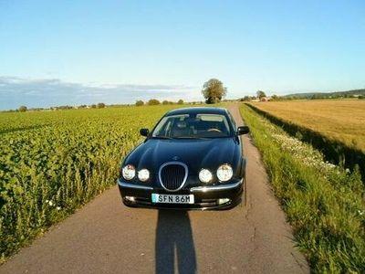 begagnad Jaguar S-Type 4,0