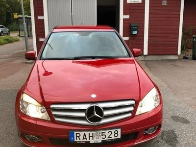 begagnad Mercedes C180 CGI BlueEFFICIENCY 5G-Tronic 156hk