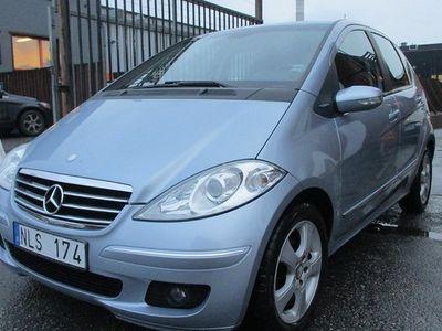 begagnad Mercedes 180 Benz A CDI Auto#JUL 2008, Personbil 64 900 kr