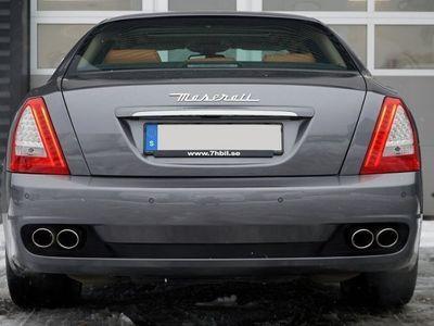 begagnad Maserati Quattroporte 4.2 Automatica / 400 hk -10