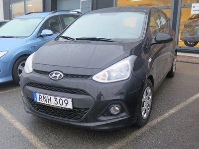 begagnad Hyundai i10 1.0 M5 Comfort+farthållare