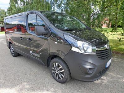 begagnad Opel Vivaro SKÅP 1.6 CDTI Premium 115 hk