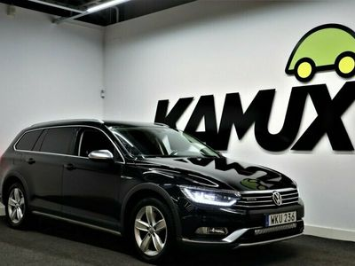 begagnad VW Passat Alltrack GTS   4M   Cockpit   Drag   2017, Personbil Pris 214 800 kr