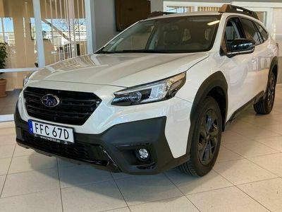begagnad Subaru Outback Outback 2,5 Field X-Fuel
