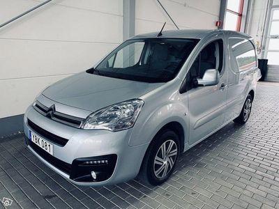 begagnad Citroën Berlingo HDi 100 Pro Pack Webasto