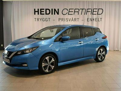begagnad Nissan Leaf dealer