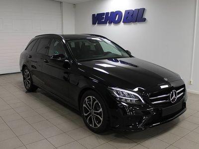 begagnad Mercedes 220 Benz C d Kombi Värmare Drag 2019, Personbil 345 000 kr