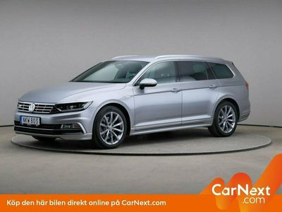begagnad VW Passat TSI 280 GTR Dsg Bmt 4m SC Drag Activinfo