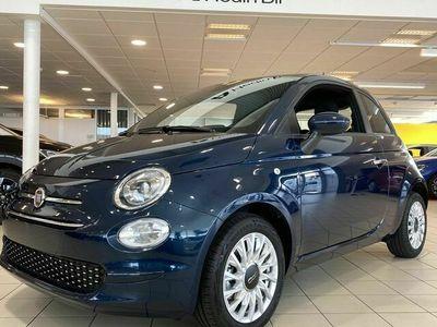 begagnad Fiat Coupé 500 Hybrid Lounge