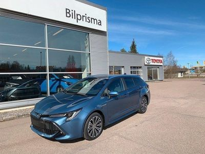 begagnad Toyota Corolla Touring Sports Hybrid 1.8 Styl