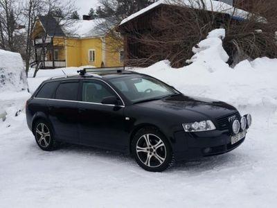 begagnad Audi A4 quattro -03