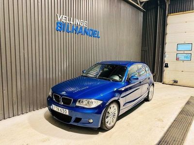 begagnad BMW 120 AUTOMAT/M Sport/170HK/2 ÄGARE