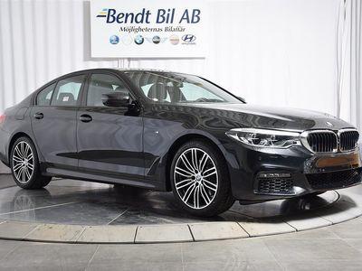 begagnad BMW 520 dX/Innovation/M-Sport/Värmare