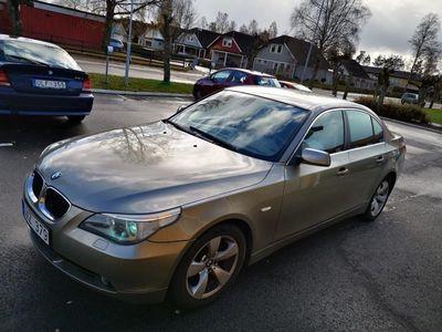 begagnad BMW 525 i 192hp väldigt välvårdad