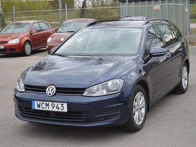 second-hand VW Golf Variant-