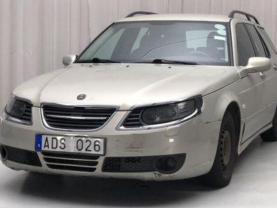 begagnad Saab 9-5 2.0t Biopower SportCombi