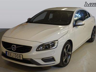 begagnad Volvo S60 D4 R-Design Business E 2016, Sedan 199 800 kr