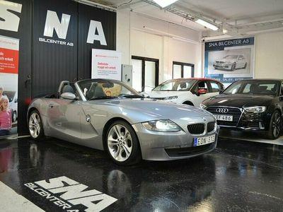 begagnad BMW Z4 2.5si Roadster 218hk Myntskick 4800mil Sv-såld
