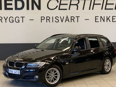 begagnad BMW 316 122Hk