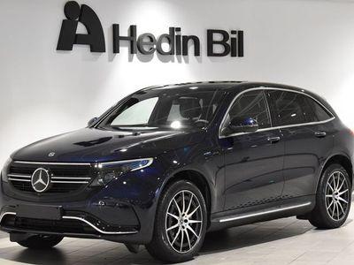 begagnad Mercedes EQC - Benz400 4matic / AMG - LINE / PREMIUM PLUS /