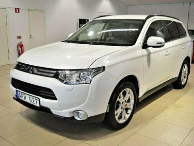 begagnad Mitsubishi Outlander 2.2Di-D Aut Business Drag 2013, SUV Pris 159 000 kr