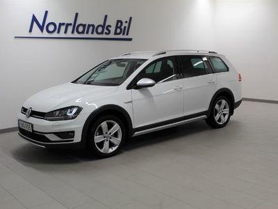 begagnad VW Golf Sportscombi TSi 180hk DSG / V-hjul / P-värmare