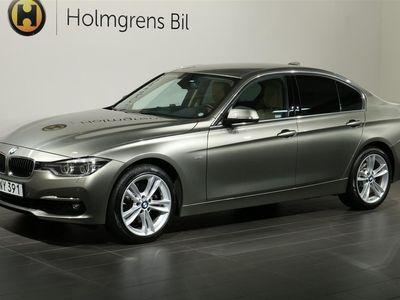 begagnad BMW 330 i xDrive Sedan Elstol Nav Läder