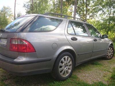 begagnad Saab 9-5 2.0T -04