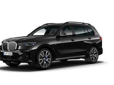begagnad BMW X7 xDrive40i M-Sport 7-Sits Värmare