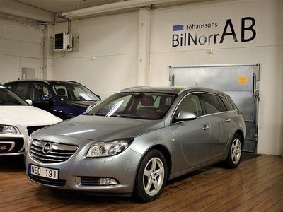 begagnad Opel Insignia Sports Tourer 2.0 CDTI 4x4 Aut