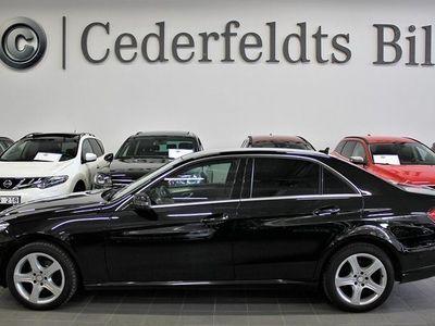 begagnad Mercedes 219 220 Benz E CDI 7G-Tronic Navi 2014, Sedan900 kr