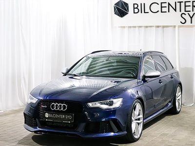 begagnad Audi RS6 4.0 TFSI Avant quattro (560hk)